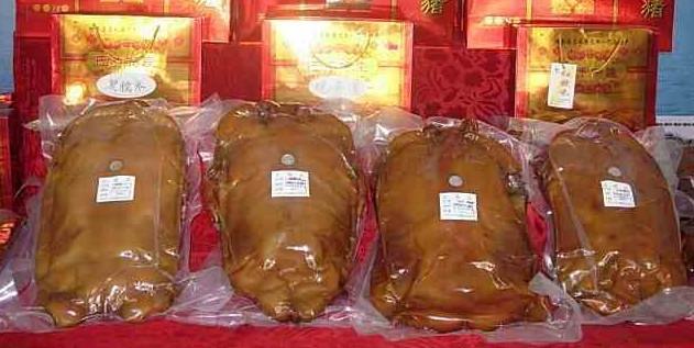 全自动真空包装机包装肉类效果